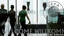 Schweiz UEFA Zentrale in Nyon