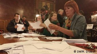 Brojanje referendumskih glasova