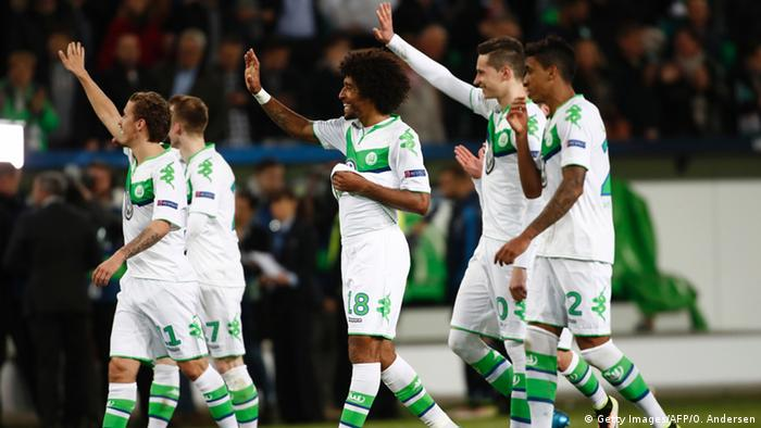 Champions League VfL Wolfsburg - Real Madrid