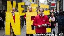 Niederlande Abstimmung EU-Abkommen mit Ukraine