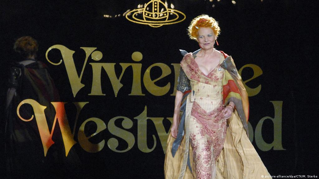 Queen Of Punk Fashion Vivienne Westwood Turns 75 Lifestyle Dw 08 04 2016