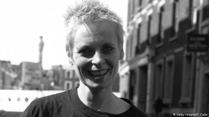 A 1977 photograph of Vivienne Westwood