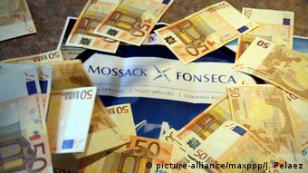 Symbolbild Panama Papers Mossack Fonseca