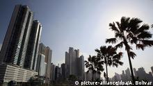 Panama City Skyline (picture-alliance/dpa/A. Bolivar)