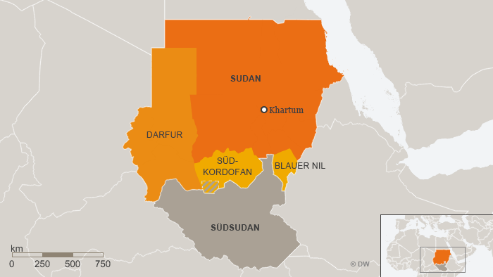 Krisenland Sudan | Welt | DW | 07.04.2016 on