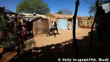 Sudan Darfur Konflikt Flüchtlinge