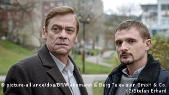 Scene from film on NSU murders Copyright picture-alliance/dpa/BR/Wiedemann & Berg Television GmbH & Co. KG/Stefan Erhard