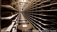 Schweiz Emmentaler Käse