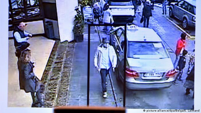 Belgien Brüssel Terroranschläge - Verdächtiger mit Hut - neue Bilder