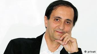 Bosnien und Herzegowina Journalist und Wirtschaftsexperte Eldar Dizdarevic