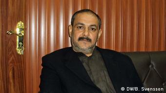 Irak US-Gefängnis in Bucca Saad Abdullah al-Fatlawi