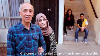 USA Kalifornien Syrische Flüchtlinge in San Diego