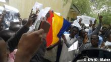 Tschad Proteste Zivillgesellschaftsorganisationen und Opposition