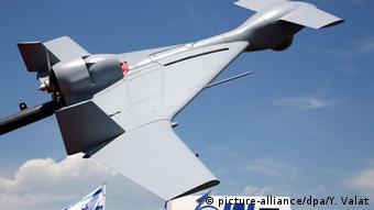 Israelische Drone Harop