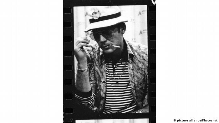 Hunter S. Thompson, Copyright: picture alliance/Photoshot
