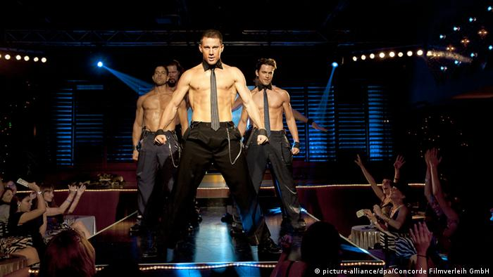Still from film Magic Mike, Copyright: picture-alliance/dpa/Concorde Filmverleih GmbH