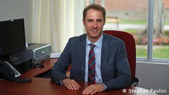 Stephan Paulini dirige desde 2015 la nueva oficina de información del Servicio Alemán de Intercambio Académico, DAAD, en Lima, Perú.