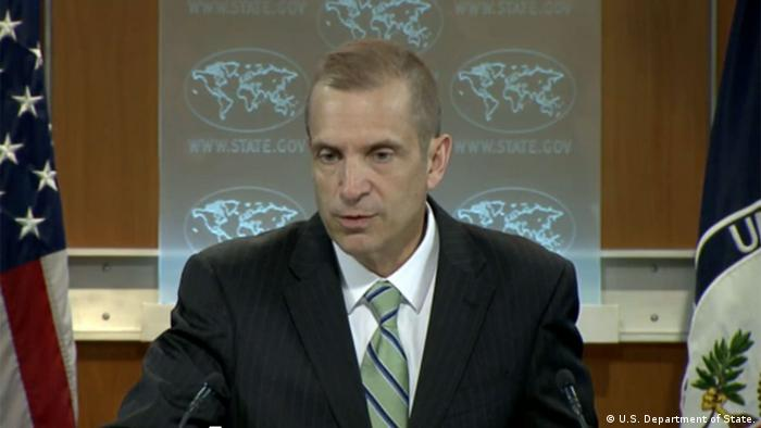 USA Mark Toner (U.S. Department of State.)