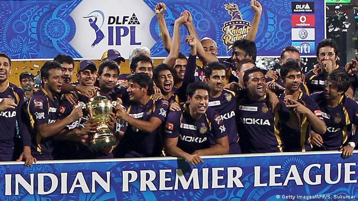 Indien Cricket Indian Premier League IPL
