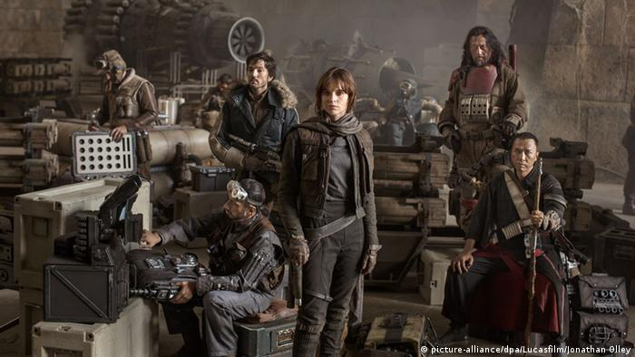 Filmstill Rogue One: A Star Wars Story (picture-alliance/dpa/Lucasfilm/Jonathan Olley)