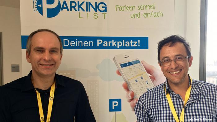 Startup Camp in Berlin Patrick Stähler