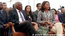 Primeiras-damas em África: O amor ao poder