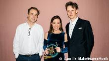 Berlin Julius Drake, Sarah Willis, Ian Bostridge