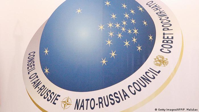 Nato Russland-Rat - Logo