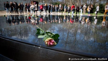 Memorial închinat, la Berlin, victimelor nazismului în rândul etnicilor sinti şi romi