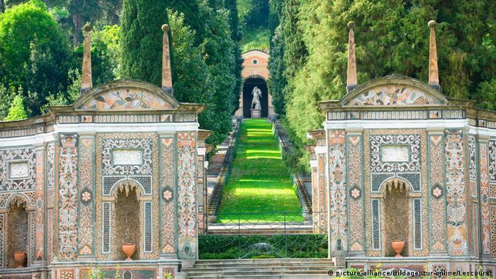 Villa d'Este on Lake Como