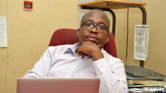 Botswana Alvin Ntibinyane INK Centre for Investigative Journalism