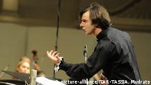 Dirigent Teodor Currentzis