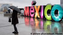 Symbolbild Deutschland & Mexiko