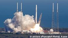 SpaceX Rakete