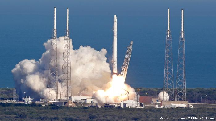 SpaceX Rakete