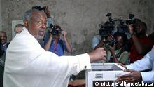 Dschibuti Präsidentenwahl Ismail Omar Guelleh