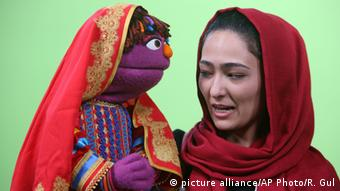 Afghanistan Sesamstrasse