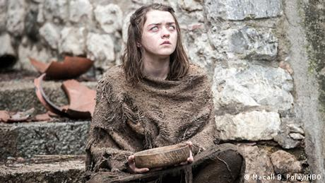 Maisie Williams als Arya Stark (Foto: Macall B. Polay/HBO)