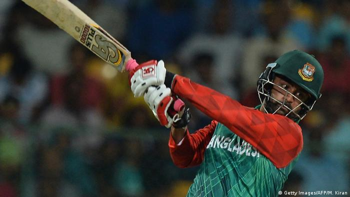 Bangladesch Cricket Tamim Iqbal (Getty Images/AFP/M. Kiran)