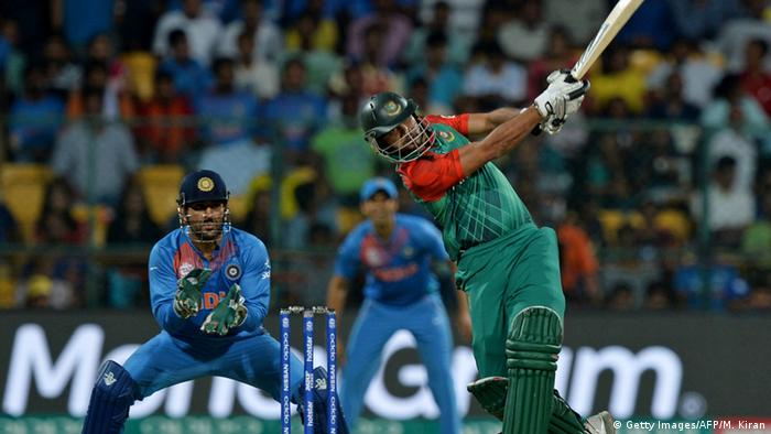 Bangladesch Cricket Mashrafe Bin Mortaza (Getty Images/AFP/M. Kiran)