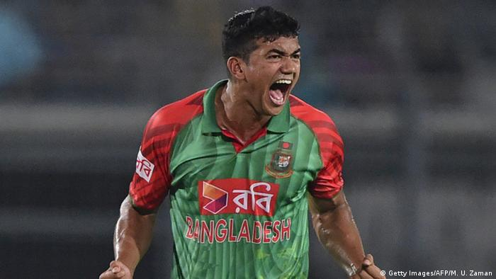 Bangladesch Cricket Taskin Ahmed