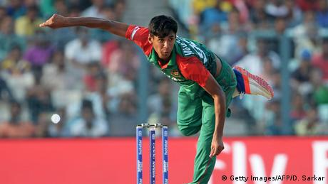 Bangladesch Cricket Mustafizur Rahman (Getty Images/AFP/D. Sarkar)