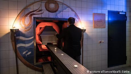 Німці дедалі частіше віддають перевагу кремації