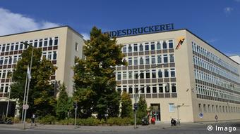 Bundesdruckerei Berlin