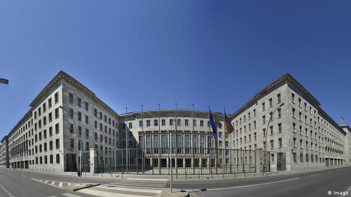 Deutschland Bundesministerium der Finanzen Berlin (Imago)