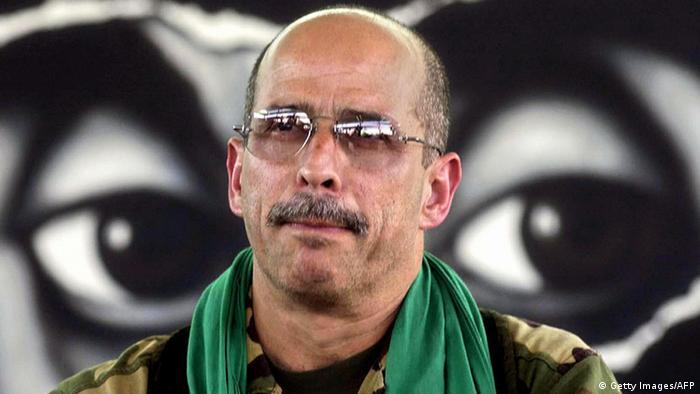 Kolumbien FARC Ricardo Palmera alias Simón Trinidad