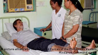 Philippinen Rolando Del Torchio, Abu Sajaf-Opfer