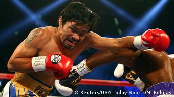 Las Vegas WBO Boxen Manny Pacquiao vs Timothy Bradley
