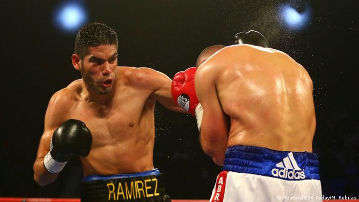 Las Vegas Boxen Gilberto Ramirez vs Arthur Abraham