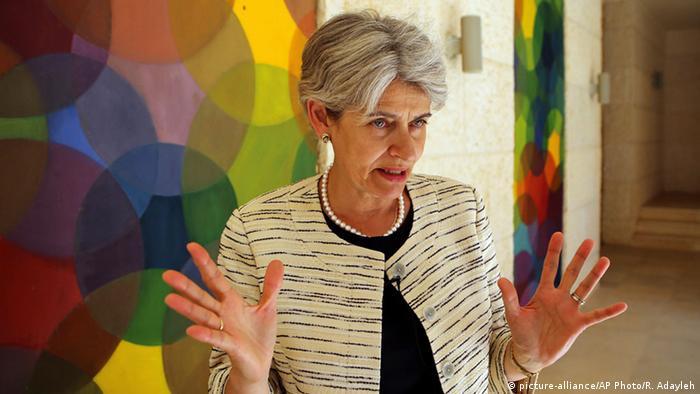 Irina Bokowa Generaldirektorin der UNESCO